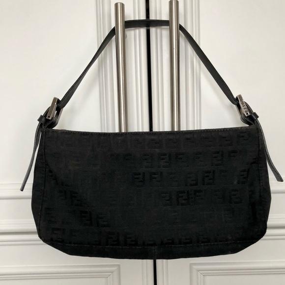 91ee456962ce Fendi Handbags - Vintage Authentic Fendi Zucca